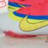Giày đá bóng Nike Mercurial CR New TF Da cam_small_2