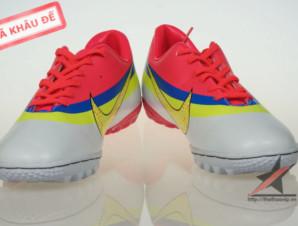 Giày đá bóng Nike Mercurial CR New TF Da cam_big_1