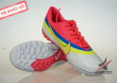 Giày đá bóng Nike Mercurial CR New TF Da cam gia re. Random