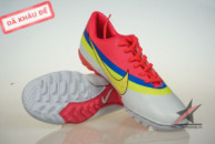 san pham featured, Giày đá bóng Nike Mercurial CR New TF Da cam