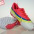 Giày đá bóng Nike Mercurial CR New TF Da cam_small_0
