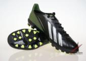 Giày đá bóng Adidas adizero f50 AG đen xanh gia re tai ha noi. xem nhieu