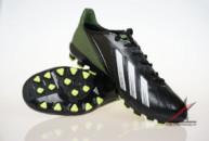 giay dinh tan ag, Giày đá bóng Adidas adizero f50 AG đen xanh