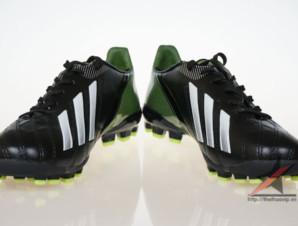 Giày đá bóng Adidas adizero f50 AG đen xanh_big_1