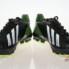 Giày đá bóng Adidas adizero f50 AG đen xanh_small_1