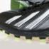 Giày đá bóng Adidas adizero f50 AG đen xanh_small_3