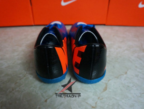 Giày bóng đá Nike Mercurial Vapor Superfly IX TF Xanh_big_2