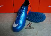 Giày bóng đá Nike Mercurial Vapor Superfly IX TF Xanh gia re. Random