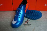 Giày bóng đá Nike Mercurial Vapor Superfly IX TF Xanh tai ha noi. Random