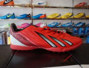 Giày đá bóng Adidas adizero f50 TF màu Đỏ_big_2