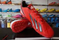 Giày đá bóng Adidas adizero f50 TF màu Đỏ tai ha noi. Random