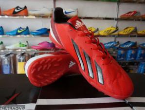 Giày đá bóng Adidas adizero f50 TF màu Đỏ_big_0
