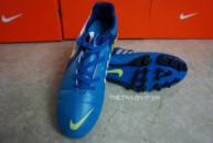 Giày đá bóng Nike CTR360 AG – Xanh tai ha noi. Random