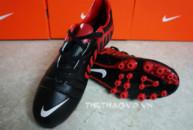 giay da bong, Giày đá bóng Nike CTR360 AG – Đỏ Đen