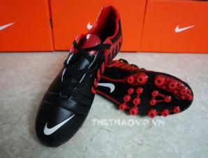 Giày đá bóng Nike CTR360 AG – Đỏ Đen_big_0
