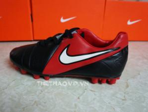 Giày đá bóng Nike CTR360 AG – Đỏ Đen_big_2