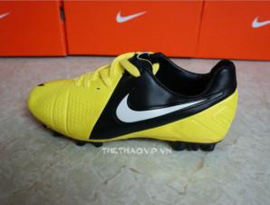 Giày đá bóng Nike CTR360 AG – Vàng Đen_big_2
