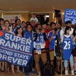 Hôm qua, CLB Chelsea đã đặt chân tới Bangkok